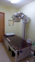 整形外科レントゲン室